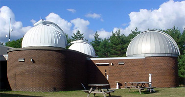 Kopernik Observing Domes